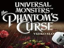Игровой автомат Universal Monsters The Phantom's Curse Video Slot