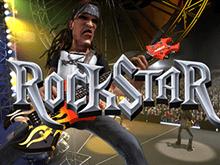 Бонусы и спецсимволы в популярном игровом автомате Rockstar