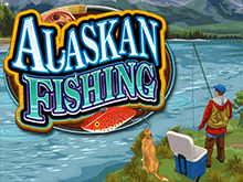 Популярный игровой автомат Рыбалка На Аляске